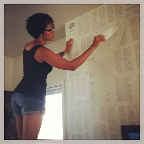 The Poor Sophisticate Diy Epic $2 Removable Wallpaper And