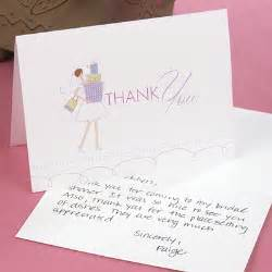wedding shower cards bridal shower personalized thank you cards