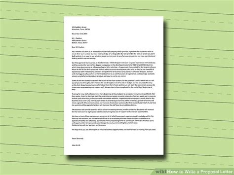 How To Write A by How To Write A Letter With Pictures Wikihow
