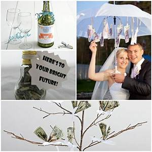 money gifts for wedding 22 creative ideas to good luck With wedding gift website money