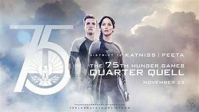 Hunger Games Quell Quarter 75th District Wallpapers