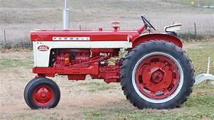 1960 Farmall 460 Gas
