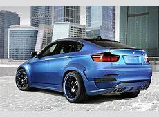 Tuned BMW X6 M Lumma CLR X 650 M autoevolution