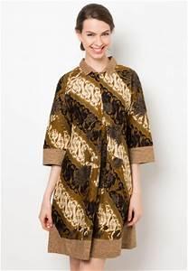 23+ Model Baju Batik Danar Hadi Untuk Wanita Modern | Elegantria