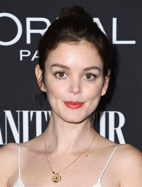 NORA ZEHETNER at Vanity Fair & L'Oreal Paris Celebrate New Hollywood in Los Angeles ...
