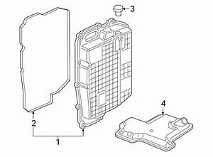 Ford Transit Connect Automatic Transmission Cover  Side