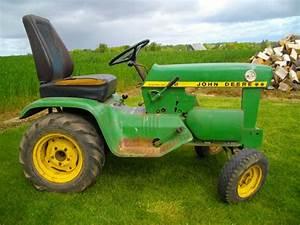 French John Deere 112 - John Deere Tractor Forum