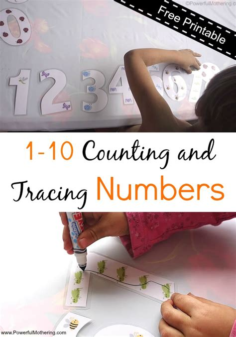 counting  tracing numbers