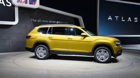 2018 Volkswagen Atlas Called As Boring By Design Team