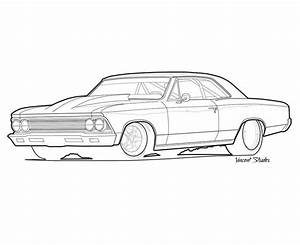 66 chevelle drawing the 66 chevelle pinterest car With custom 66 chevy trucks