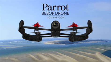 parrot bebop drone official video youtube