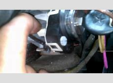 How to Replace Ignition on Dodge Caravan or Plymouth