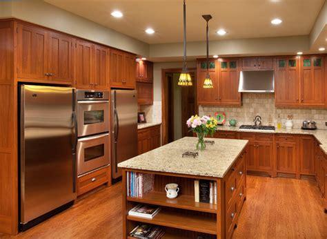 craftsman home craftsman kitchen columbus