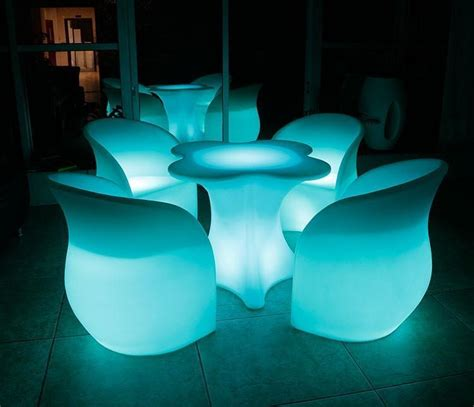 cordless led table l chargeable remote control lighted cordless led bar table