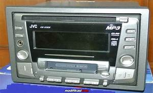 Bekas Head Unit Jvc Kw