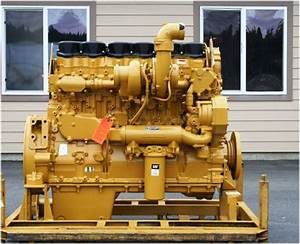 Caterpillar  Cummins  And Detroit Engines For Sale By