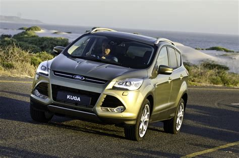 Ford Kuga History Of Model Photo Gallery And List Of