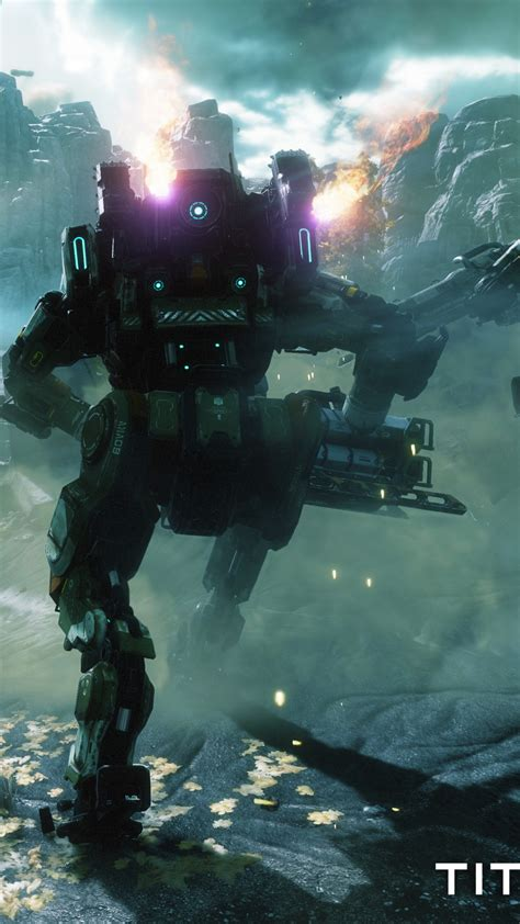 wallpaper titanfall  multiplayer  games