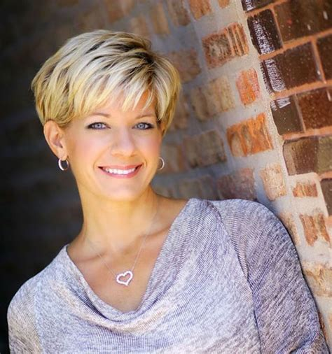 20 New Short Haircuts for Women Over 50 Short Hairstyles