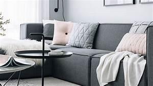 Salon Gris Blanc : blog deco decoration design inspiration maison shake my blog ~ Dallasstarsshop.com Idées de Décoration