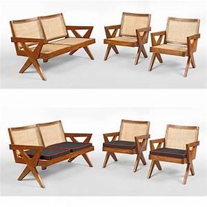 Mobilier De Salon : mobilier de salon en teck chandigarh design ~ Teatrodelosmanantiales.com Idées de Décoration
