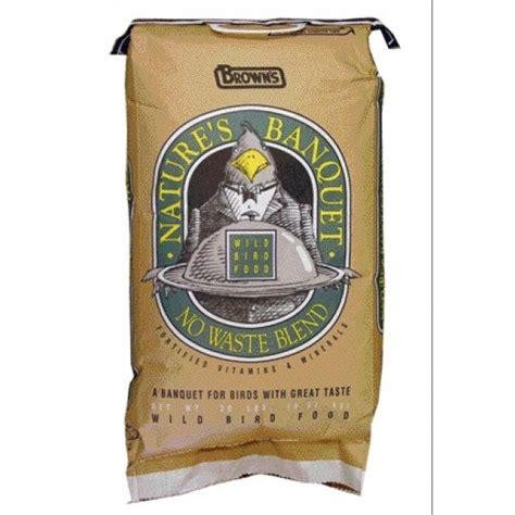 40839 20 lb no waste bird seed wild bird supplies