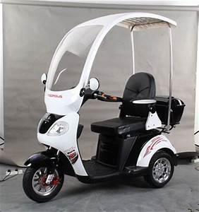 Roller Mit Dach : online kaufen gro handel elektrische dreirad roller aus china elektrische dreirad roller ~ Frokenaadalensverden.com Haus und Dekorationen