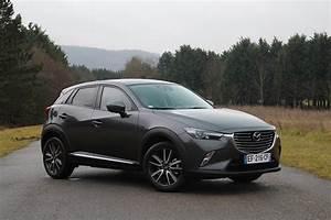 Avis Mazda 6 : essai mazda cx 3 skyactiv g 120 le select ~ Medecine-chirurgie-esthetiques.com Avis de Voitures