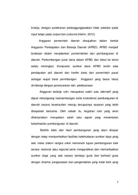 Proposal tesis manajemen keuangan pdf