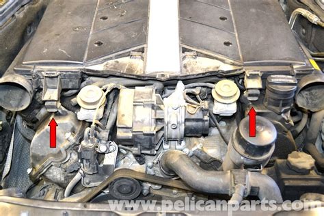 can a bad air filter cause check engine light mercedes benz w203 air filter replacement 2001 2007