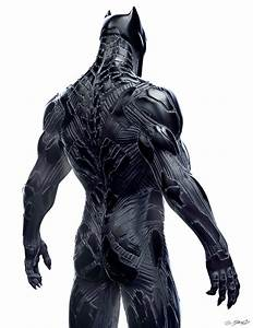 Black Panther Concepts for Captain America: Civil War