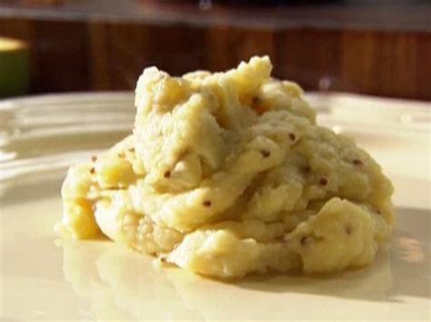 florence mashed potatoes grainy mustard mashed potatoes recipe tyler florence food network
