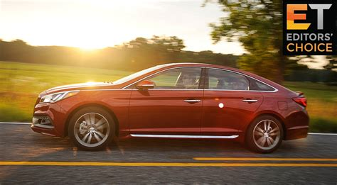 Who Makes Hyundai by 2015 Hyundai Sonata Review Driver Assistance Makes This