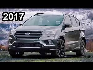 Ford Kuga 2017 St Line : 2017 ford kuga interior exterior and drive youtube ~ Medecine-chirurgie-esthetiques.com Avis de Voitures