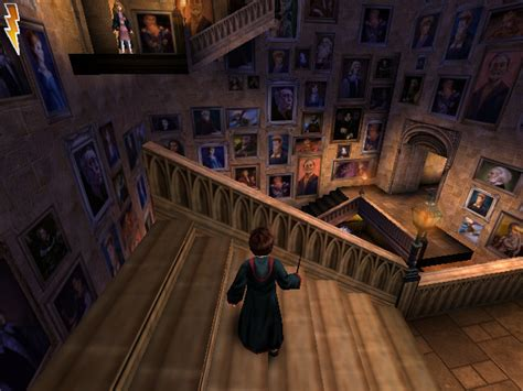 harry potter la chambre des secrets complet test harry potter et la chambre des secrets sur pc gamekult