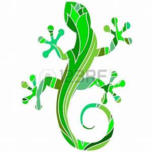 Green Gecko Clipart | www.imgkid.com - The Image Kid Has It!