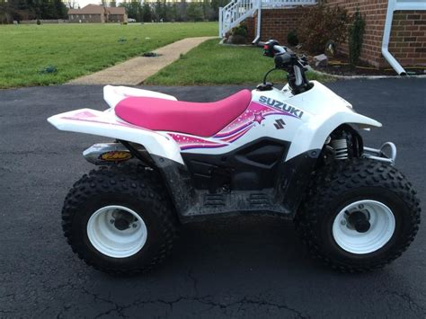 Suzuki Quadsport 50 by Suzuki Quadsport 50 Lt A50 Motorcycles For Sale