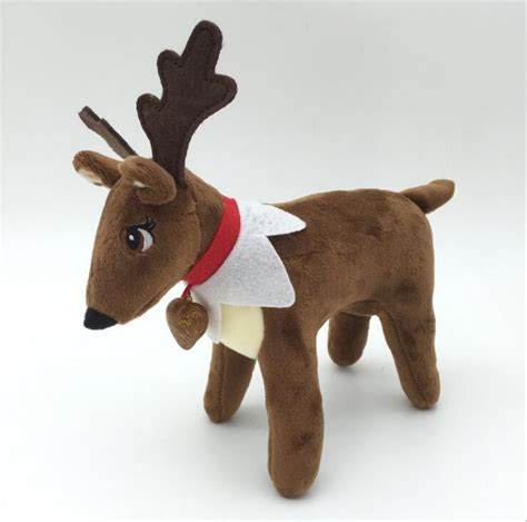on the shelf reindeer buy plush from china plush