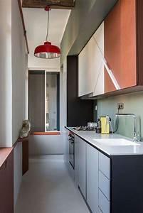 Kleines Regal Küche : k che design ideen 14 k chen die das beste aus einem kleinen raum machen dezente farben und ~ Markanthonyermac.com Haus und Dekorationen