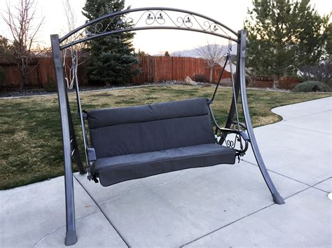 Patio Swings With Canopy Canada by Costco Patio Swing Canopy Replacement Modern Patio Outdoor
