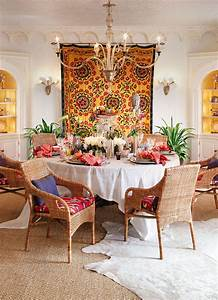 Colorful Moroccan-Inspired Dinner Party, With Recipes