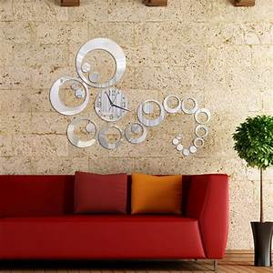 Acrylic Wall Stickers Home Decor DIY 3D Sticker Europe ...
