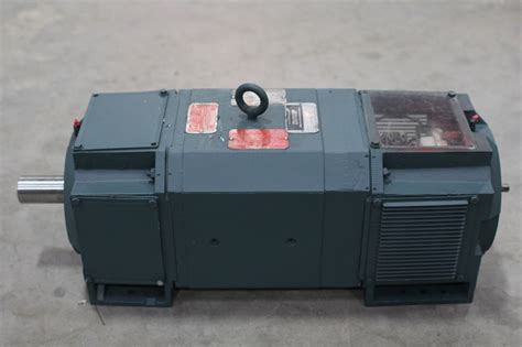 Reliance Electric Motors by Rblt Reliance Electric Dc Electric Motor Lc2512atz 50 Hp