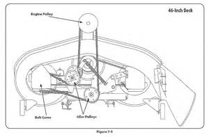 35 Huskee Lt4200 Deck Belt Diagram