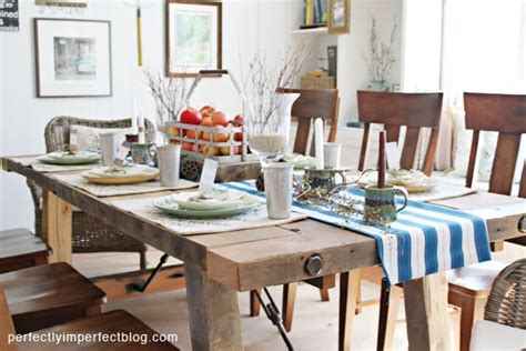 circle farmhouse table farmhouse table plans finishing tips 2210