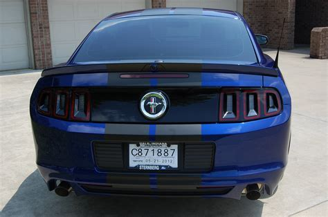 Vinyl wrap or paint for racing stripes?   Ford Mustang Forum