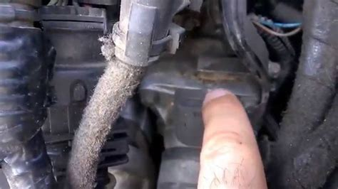 opel astra termostat thermostat youtube