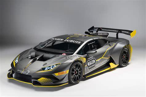 Lamborghini Huracan Super Trofeo Evo Here To Reap Your