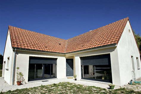 maison plain pied quentin maison moderne
