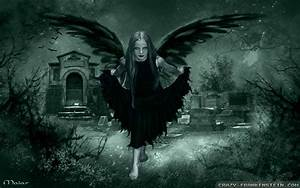 Fairy Gothic Wallpaper Free - WallpaperSafari